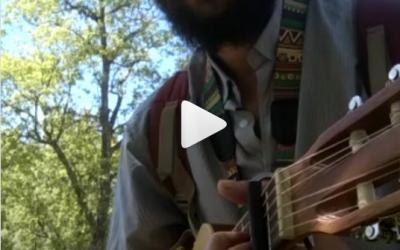 Miguel Díaz, músico, dedica una simpática canción dedicada a la cabra Verata