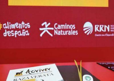 PRESENTACIÓN Y SHOWCOOKING DE LA RAZA CABRA VERATA EN FITUR 2020