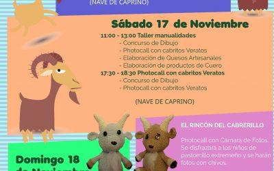 La Cabra Verata organiza Talleres Infantiles en la Feria de Trujillo  2018
